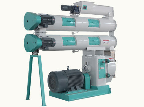 ring die aquatic feed pellet mill